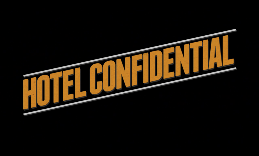 Hotel Confidential banner